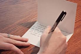 handwrittennote